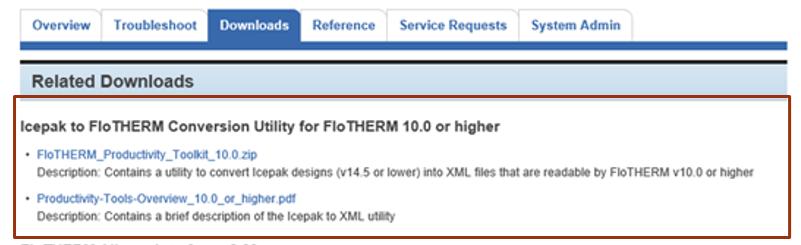FloTHERM - 成基應用科技有限公司